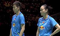 爱德考克/加布里VS刘成/包宜鑫 2014瑞士公开赛 混双半决赛视频