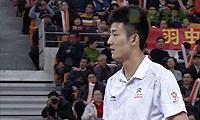厦门VS江苏 2013中国羽超联赛季后赛