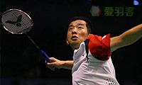 风云VS成龙 精彩对攻 羽毛球男双精彩集锦!
