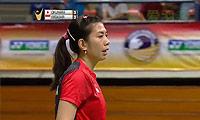 菲尔达萨里VS奥原希望 2014马来黄金赛 女单半决赛视频