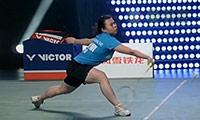 刘秋丽VS张依漪 2013谁是球王争霸赛 东北赛区女单决赛明仕亚洲官网