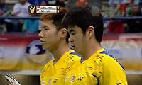 克里斯南塔/奇雅加特VS吴伟申/林钦华 2014马来黄金赛 男双决赛视频