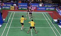 高成炫/申白喆VS吴伟申/林钦华 2014印度公开赛 男双1/8决赛视频