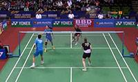 尼尔森/佩蒂森VS张楠/赵芸蕾 2014印度公开赛 混双半决赛视频