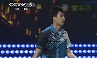 北京VS辽宁 2013年谁是球王团体决赛