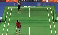 李宗伟VS陈跃坤 2014新加坡公开赛 男单1/8决赛视频
