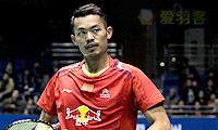 林丹VS黄梓良 2014中国大师赛 男单1/4决赛视频