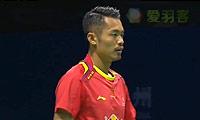 林丹VS王睁茗 2014中国大师赛 男单半决赛视频