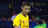 李宗伟VS斯里坎特 2014汤姆斯杯 男单资格赛视频