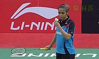 内维尔VS高福颐 2014尤伯杯 女单资格赛视频
