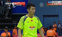 田厚威VS阿纳托里 2014汤姆斯杯 男单资格赛视频