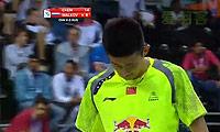 谌龙VS马尔科夫 2014汤姆斯杯 男单资格赛明仕亚洲官网