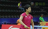 山口茜VS林秋仙 2014尤伯杯 女单资格赛视频
