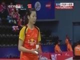 李雪芮VS戴资颖 2014尤伯杯 女单资格赛视频