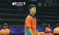 波萨那VS苏吉亚托 2014汤姆斯杯 男单资格赛视频