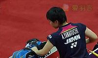 山口茜VS米娅 2014尤伯杯 女单资格赛视频