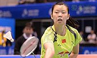李雪芮VS成池铉 2014日本公开赛 女单半决赛视频