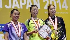 日本赛:李雪芮封后 李宗伟实现3连冠