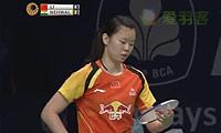 李雪芮VS内维尔 2014印尼公开赛 女单1/4决赛视频
