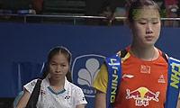 因达农VS孙瑜 2014印尼公开赛 女单1/4决赛视频