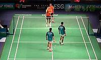 傅海峰/张楠VS埃特里/雷迪 2014澳洲公开赛 男双1/16决赛视频
