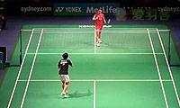 高桥沙也加VS叶姵延 2014澳洲公开赛 女单1/16决赛视频