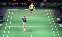 王睁茗VS胡尔斯凯宁 2014澳洲公开赛 男单1/16决赛视频