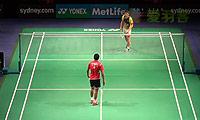普拉尼斯VSHoe Keat O 2014澳洲公开赛 男单1/16决赛视频