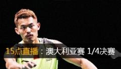 澳洲赛:林丹王适娴横扫 蔡赟战胜傅海峰赢内战