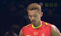 林丹VS田厚威 2014澳洲公开赛 男单半决赛视频