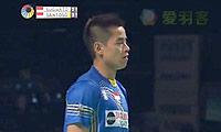 西蒙VS苏吉亚托 2014澳洲公开赛 男单半决赛视频