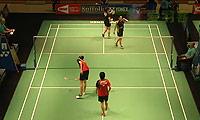 普缇塔/沙西丽VS程琪雅/李佳馨 2014美国公开赛 女双半决赛视频