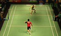 阮天明VS苏庞余 2014美国公开赛 男单1/4决赛视频