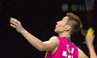 李宗伟VS李东根 2014羽毛球世锦赛 男单资格赛视频