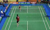 菲尔曼VS祖尔法里 2014印尼大师赛 男单半决赛视频
