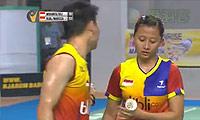 维迪安托/蒂莉VS雷扎/玛丽莎 2014印尼大师赛 混双决赛视频