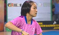 菲尔达萨里VS鲁塞莉 2014印尼大师赛 女单决赛视频