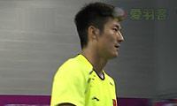 谌龙VS魏楠 2014亚运会 男单半决赛视频