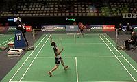 伍家朗VS林家翾 2014荷兰公开赛 男单1/8决赛视频