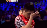 傅海峰/张楠VS李龙大/柳延星 2014丹麦公开赛 男双决赛视频