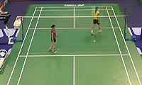 李雪芮VS三谷美菜津 2014法国公开赛 女单1/8决赛视频