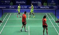 张楠/赵芸蕾VS刘雨辰/于小含 2014中国公开赛 混双1/8决赛视频