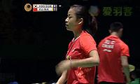柳延星/严惠媛VS徐晨/马晋 2014中国公开赛 混双1/4决赛视频