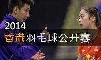 2014年香港羽毛球公开赛