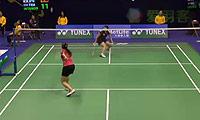 山口茜VS因达农 2014香港公开赛 女单1/8决赛视频