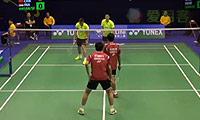 阿山/塞蒂亚万VS傅海峰/张楠 2014香港公开赛 男双1/8决赛视频