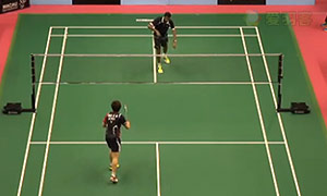欧斯夫VS许侊熙 2014澳门公开赛 男单1/8决赛明仕亚洲官网