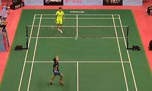 薛松VS许仁豪 2014澳门公开赛 男单1/8决赛明仕亚洲官网