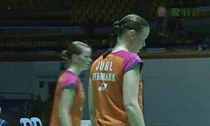 佩蒂森/尤尔VS皮娅/普拉蒂普塔 2015马来黄金赛 女双半决赛视频