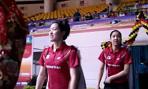 佩蒂森/尤尔VS福万尚子/与犹胡桃 2015马来黄金赛 女双决赛视频